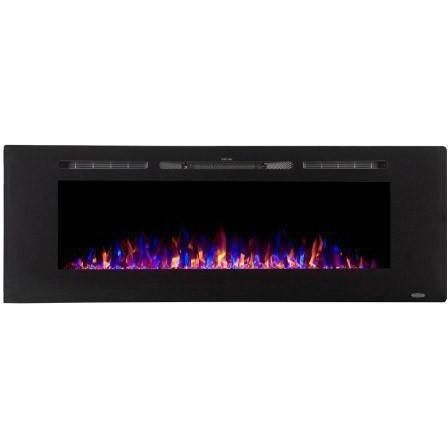 Touchstone Sideline 60 Electric Fireplace Recessed Electric