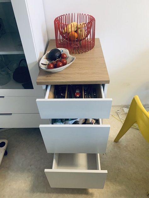 Neuwertiger Küchenunterschrank Freistehend In München