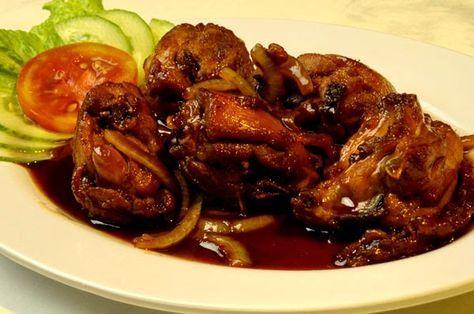 Resep Ayam Goreng Mentega Kecap Inggris Sajian Sedap Resep Ayam Ayam Mentega Resep Masakan