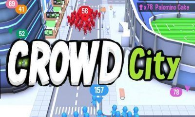 Crowd City Mod Apk Latest Version Free Download Using People