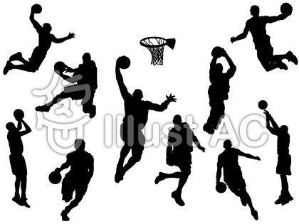 イラスト No 1461773 無料イラストなら イラストac イラスト 無料 イラスト イラスト バスケットボール