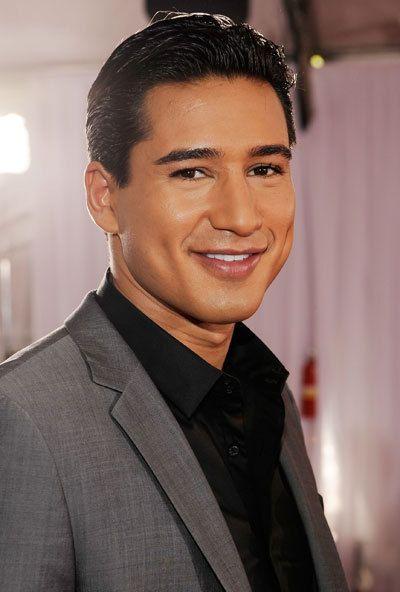 Mario Lopez.