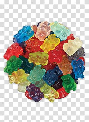 Gummy Bear Gummi Candy Lollipop Haribo Lollipop Transparent Background Png Clipart Gummy Bears Jelly Bears Gummy Candy