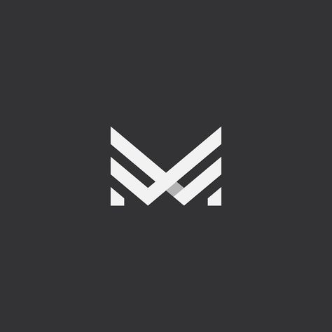 "Kareem Magdi on Instagram: ""My friend asked me to design an M logo for his business. This one didnt make it though, but thought of sharing it with you guys #logo #mark…"""