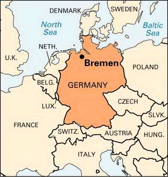 Bremen Google Search Germany Pinterest Bremen - Germany map bremen
