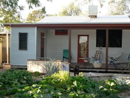 corrugated iron clad house | House plans | Pinterest | Iron, House ...