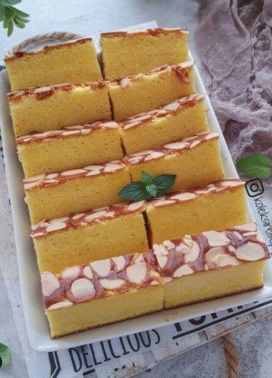 Resep Spiku Almond Enak Lembut Dan Mudah Di 2020 Resep Biskuit Almond Resep Kue