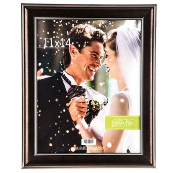 Pewter Two Tone Wood Wall Frame Hobby Lobby In 2020 Frames On Wall Two Tone Walls Frame