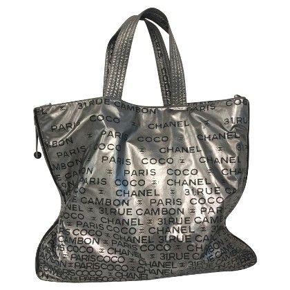 super popolare a227a e98d1 Chanel Tote Bag | ski-outfit | Borse chanel, Borse e Borsa tote