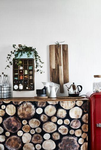 Unsere Margareta Meterware In Holzoptik Passt Zu Rustikalen Mobeln Genauso Gut Wie Zu Modernen Du Kannst Sie Als Tischde Neue Mobel Rustikale Mobel Ikea Ideen