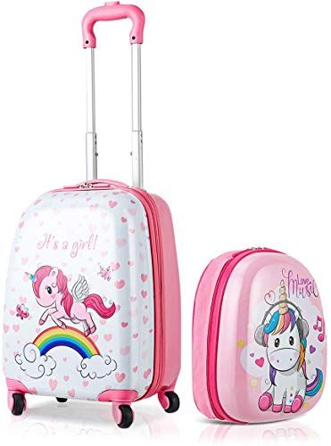 """Authentic Brand New. Shopkins 12/"""" Toddler Roller Backpack"""