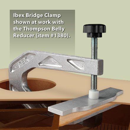 Ibex Bridge Clamp Clamp Ibex Bridge