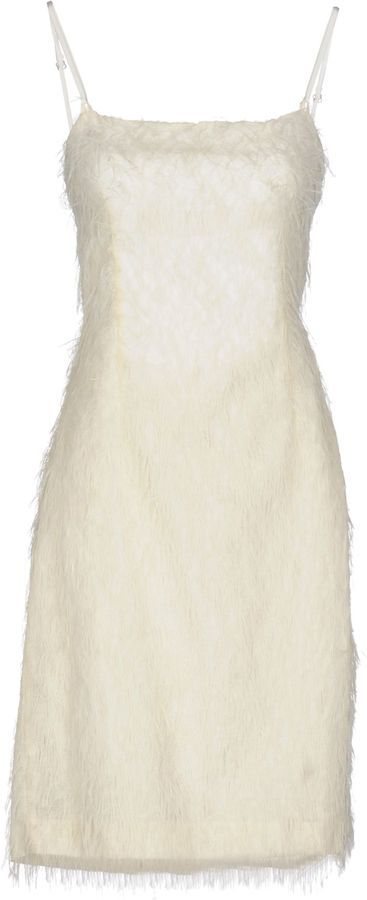DRESSES - Knee-length dresses John Richmond Recommend EVDF5RGlal