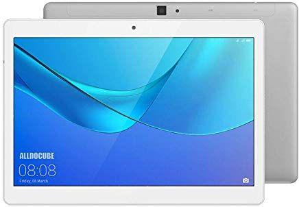 Alldocube M5x 4g Tablet 10 1 Zoll 2560x1600 Jdi Bildschirm Tablet Pc Mit Sim Karte Mtk X27 Deca Core 4gb Ram 64gb Rom Android 8 0 2mp 5mpsilber Elektronik Kop