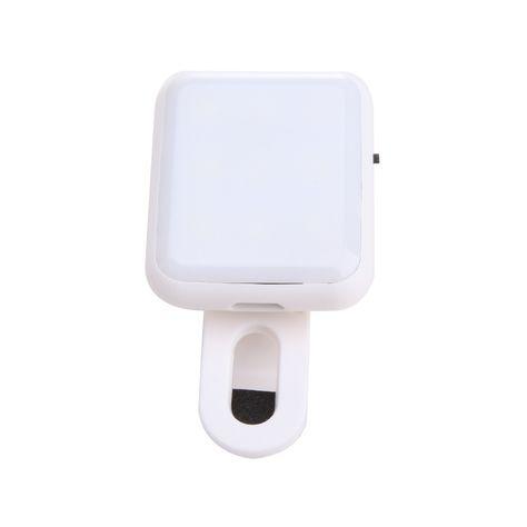 Mini Selfie Beauty Fill Light Portable Spot Spotlight Clip Phone Flash LEDS Night Enhancing Flashlight for Smartphone