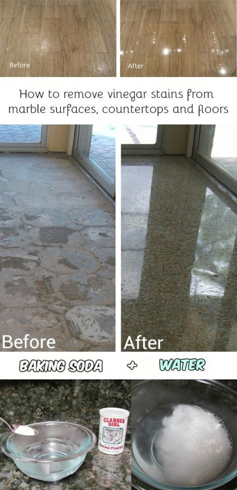 Cleaning Marble Floors With Vinegar
