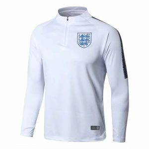 2018 World Cup England White Replica Drill Top Bfc987 World Cup Shirts World Cup Jerseys England Training Kit