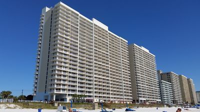 Great View Friendly Prices Snowbirds Welcome Panama City Beach Panama City Panama Panama City Beach Long Beach Resort