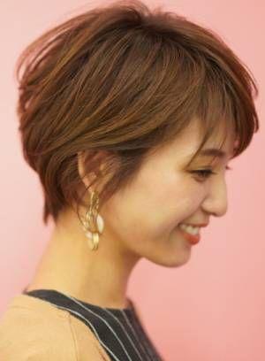 ショートヘア編 30代40代50代女性のための上品な髪型特集