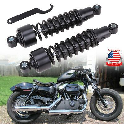 Advertisement Ebay Rear Shocks Absorbers Suspensions Spring 11 75 For Harley Motorcycle Sportster In 2020 With Images Harley Dyna Glide Harley Bikes Harley Sportster 883