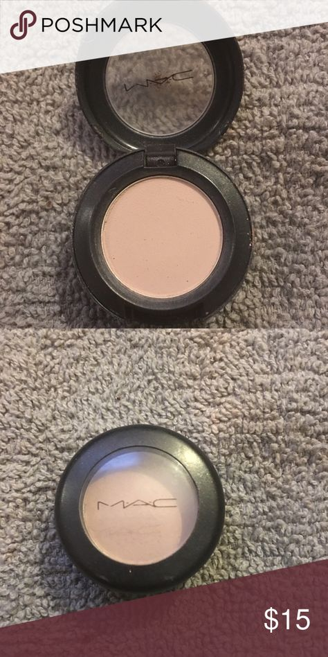 MAC Eyeshadow (never used) I'm a professional cosmetologist. I'm extremely sanitary when I do photo shoots. I'm selling LOTS of my makeup, as I'm focusing ...