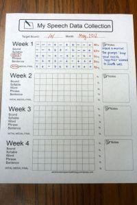 speech data collection form