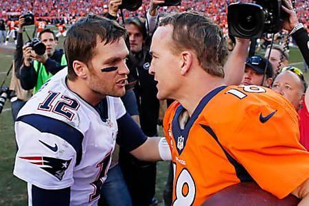 Patriots Qb Brian Hoyer Recognized Rams Offense Thanks To Peyton Manning Espn Segment Peyton Manning Tom Brady Peyton