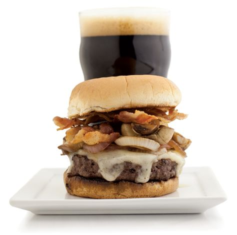 Stacked: 4 burger-beer combos - Draft Magazine