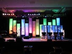 Contemporary Church Stage Design - Bing Images | church ...