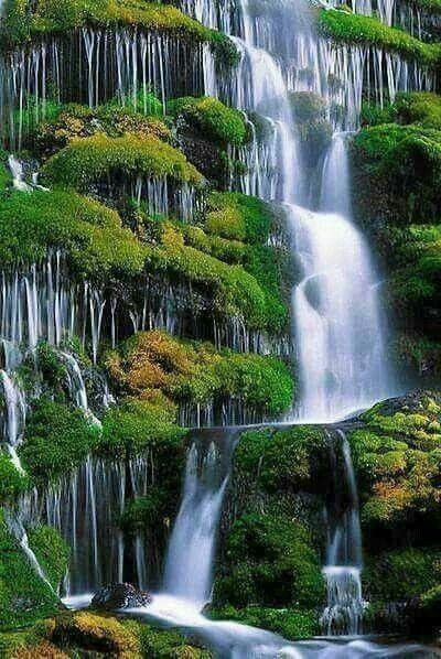 Beautiful Waterfall Beautiful Nature Beautiful Waterfalls Nature Photos