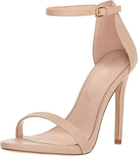 ALDO Womens Hearts Platform Sandal