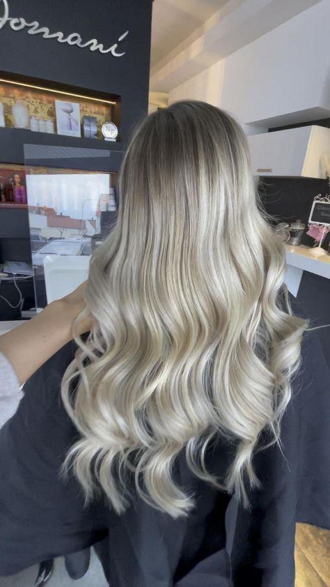 130 Blond Hair • Blond Balayage-Ideen in 2021 | frisuren ...