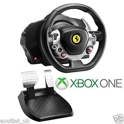 Thrustmaster Tx Racing Steering Wheel Ferrari 458 Italia