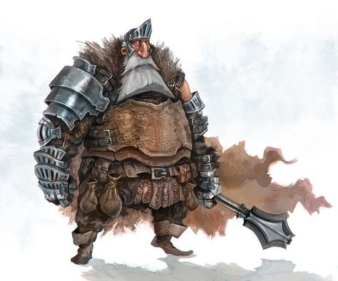 The Old Bearded Knight
