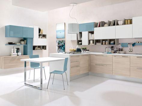 57 best Cucine Lube Salerno images on Pinterest | Kitchen designs ...