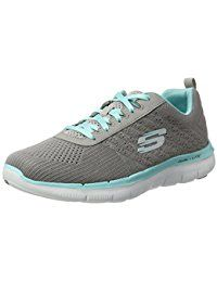 Skechers Damen Flex Appeal 2.0 Break Free Outdoor