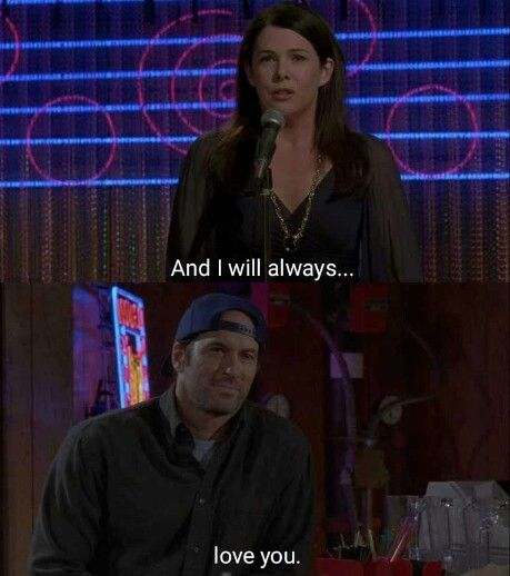 gilmore girls i will always love you - Cheap Online Shopping -
