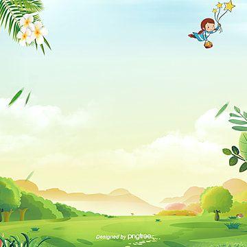 Gambar Gambar Latar Belakang Hijau Gunung Alami, Alam, Bunga, Jurang PNG  Transparan Clipart Dan File PSD Untuk Unduh Gratis | Background Images,  Nature Font, Landscape Background