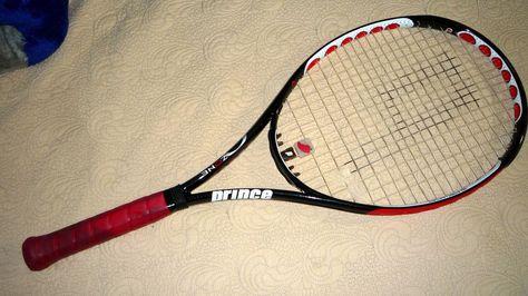 Prince O3 Ozone Seven Mp 105 Tennis Racquet 4 1 2 New Prince Tennis Racquet Racquets Tennis