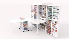 The Dream Team Elevated organization for your craft space.