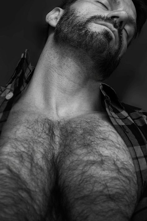 Hairy men and hirsute
