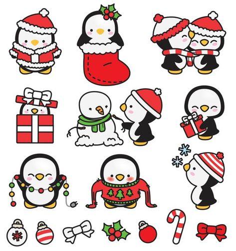 Weihnachten Clipart.Pinterest