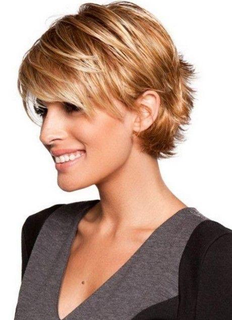 Freche Kurzhaarfrisuren Damen Trend 2017 Frisuren