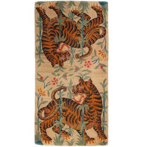 190 Carpet Tibetan Tiger Rugs Ideas