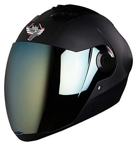 Ebay Advertisement Full Face Helmet In Matt Finish With Tinted