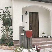 玄関 入り口 ポポラス ユーカリ アイアン表札 玄関ドア などの