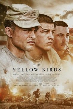 The Yellow Birds Streaming Vf Film Complet Hd Theyellowbirdsenstreaming Theyellowbirdsfilmenstreaming They The Yellow Birds Movie Yellow Bird Bird Poster