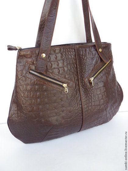 b1ba029a5bd5 Женские сумки ручной работы. Ярмарка Мастеров - ручная работа. Купить  Кожаная сумка