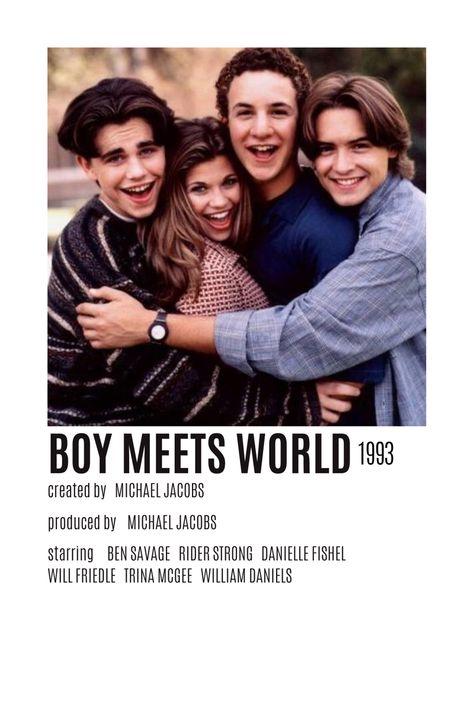 boy meets world polaroid