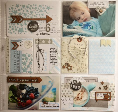 A Starry Project Life!